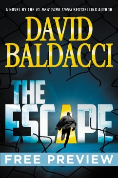 The Escape - Free Preview (first 8 chapters) (eBook, ePUB) - Baldacci, David