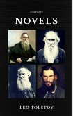 Leo Tolstoy: The Complete Novels and Novellas (Quattro Classics) (The Greatest Writers of All Time) (eBook, ePUB)