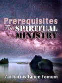 Prerequisites For Spiritual Ministry (eBook, ePUB)