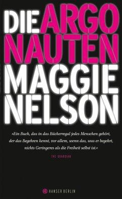 Die Argonauten - Nelson, Maggie