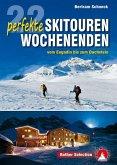22 perfekte Skitouren-Wochenenden