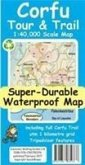 Corfu Tour and Trail Super-Durable Map
