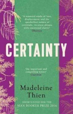 Certainty - Thien, Madeleine