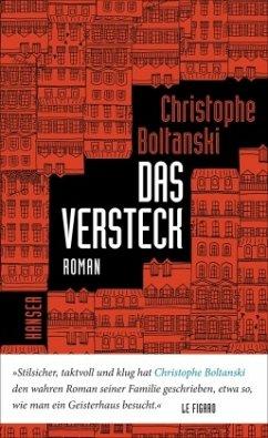 Das Versteck - Boltanski, Christophe