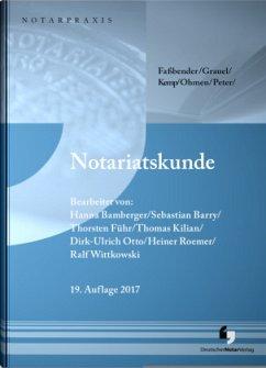 Notariatskunde