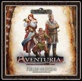 Das schwarze Auge, Aventuria Abenteuererweiterung - Heldenreigen (Spiel-Zubehör)