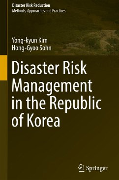 9789811047886 - Kim, Yong-kyun; Sohn, Hong-Gyoo: Disaster Risk Management in the Republic of Korea - Book