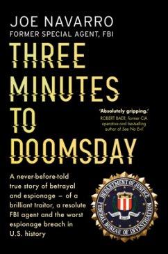 Three Minutes to Doomsday - Navarro, Joe