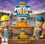 Bob, der Baumeister - Das Mega-Team - Der Kinofilm, 1 Audio-CD