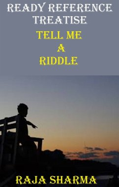 Ready Reference Treatise: Tell Me a Riddle (eBook, ePUB)