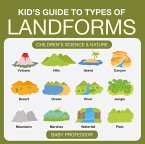 Kid's Guide to Types of Landforms - Children's Science & Nature (eBook, ePUB)