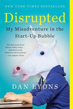 Disrupted (eBook, ePUB) - Lyons, Dan