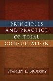 Principles and Practice of Trial Consultation (eBook, ePUB)