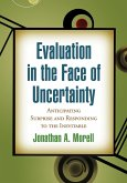 Evaluation in the Face of Uncertainty (eBook, ePUB)