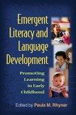 Emergent Literacy and Language Development (eBook, ePUB)