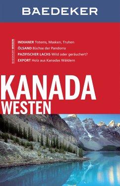 Baedeker Reiseführer Kanada Westen (eBook, PDF) - Linde, Helmut