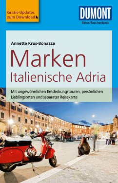 DuMont Reise-Taschenbuch Reiseführer Marken, Italienische Adria (eBook, PDF) - Krus-Bonazza, Annette