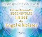 Eintauchen in das segensvolle Licht der Engel & Meister, Audio-CD