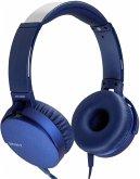 Sony MDR-XB550APL On-Ear Kopfhörer blau