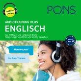 PONS Audiotraining Plus ENGLISCH. Für Anfänger und Fortgeschrittene (MP3-Download)