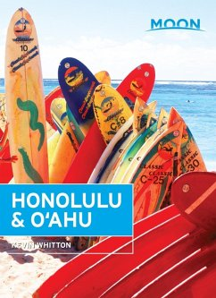Moon Honolulu & Oahu (eBook, ePUB) - Whitton, Kevin