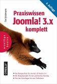 Praxiswissen Joomla! 3.x komplett (eBook, PDF)
