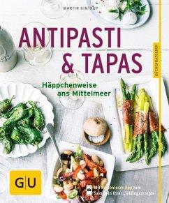 Antipasti & Tapas (Mängelexemplar) - Kintrup, Martin