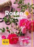 Rosen pflegen (Mängelexemplar)