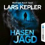Hasenjagd / Kommissar Linna Bd.6 (Gekürzt) (MP3-Download)