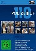 Polizeiruf 110 - Box 4: 1975-1976 - DDR TV-Archiv