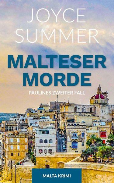 Malteser Morde (eBook, ePUB) - Summer, Joyce