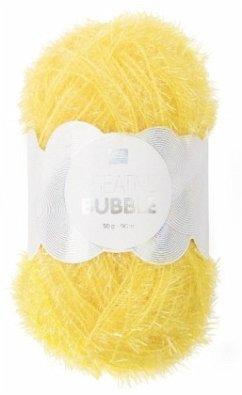 Spülschwammgarn Creative Bubble Gelb