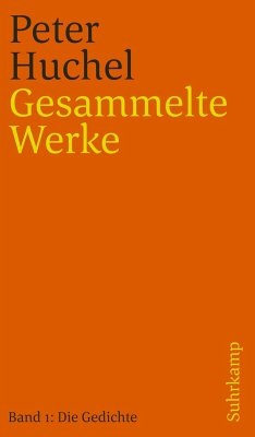Die Gedichte - Huchel, Peter