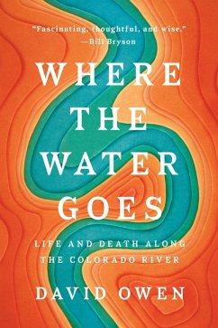 Where the Water Goes (eBook, ePUB) - Owen, David