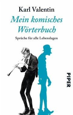 Mein komisches Wörterbuch - Valentin, Karl