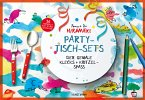 Hirameki, Party-Tisch-Sets