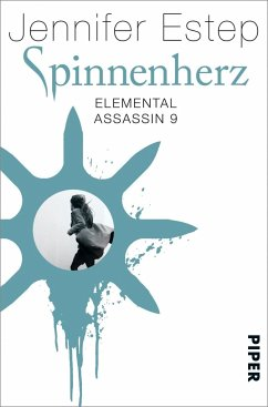 Spinnenherz / Elemental Assassin Bd.9 - Estep, Jennifer