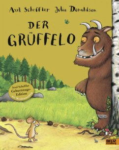 Der Grüffelo - Scheffler, Axel; Donaldson, Julia