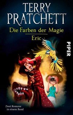 Die Farben der Magie . Eric - Pratchett, Terry