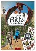 Mein Ritter-Stickerbuch