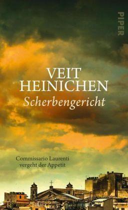 Buch-Reihe Proteo Laurenti von Veit Heinichen