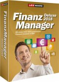 Lexware FinanzManager Deluxe 2018, CD-ROM