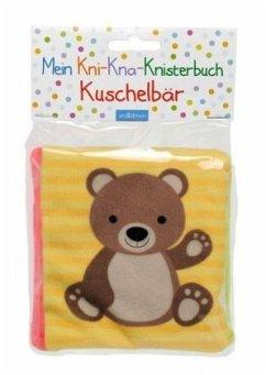 Mein Kni-Kna-Knisterbuch - Kuschelbär