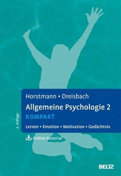 Allgemeine Psychologie 2 kompakt