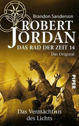 Buch-Reihe Das Rad der Zeit. Das Original von Robert Jordan