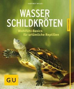 Wasserschildkröten - Wilke, Hartmut