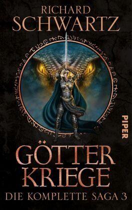 Buch-Reihe Götterkriege - Die komplette Saga