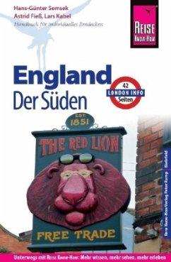Reise Know-How Reiseführer England - der Süden ...