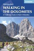 Walking in the Dolomites (eBook, ePUB)