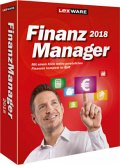 Lexware FinanzManager 2018, CD-ROM